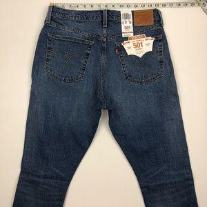 Levi's Jeans - LEvi's 501 Skinny Leg Jeans RARE